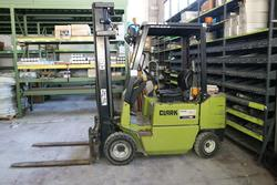 Clark Forklift - Lot 27 (Auction 2167)