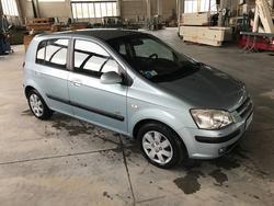 Autovettura Hyundai Getz - Lotto 17 (Asta 2168)