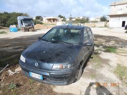Fiat Punto Car - Lot 1 (Auction 2179)