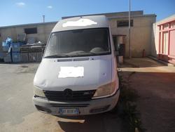 Mercedes Van - Lot 1 (Auction 2182)