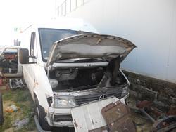 Mercedes Van - Lot 3 (Auction 2182)
