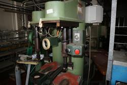 Macchine per lavorazione scarpe Olympia Bombelli  - Lotto 114 (Asta 2183)
