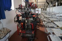 Heel seat laster Molina Bianchi - Lot 118 (Auction 2183)