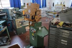 Macchine per lavorazione scarpe Sicomec - Lotto 128 (Asta 2183)