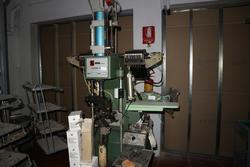 Heel nailing machine SABAL - Lot 144 (Auction 2183)