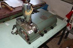 Macchine per lavorazione scarpe SPS LG - Lotto 205 (Asta 2183)