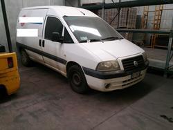 Fiat Scudo - Lotto 3 (Asta 2184)