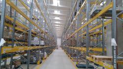Rosss storage shelves - Lot 1 (Auction 2196)
