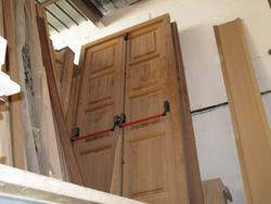 Solid Wooden Doors - Lot 3 (Auction 2199)