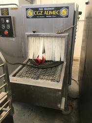 Cgz Alimec desalting machine - Lot 7 (Auction 2202)