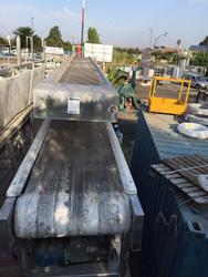 Stainless steel conveyor belt - Lot 14 (Auction 2203)
