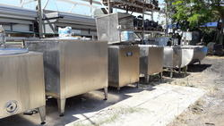 Mark Insulated Stainless Steel Vat - Lot 340 (Auction 2203)