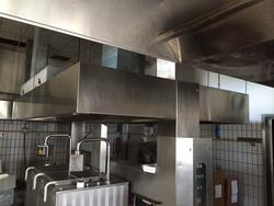 Stainless Steel Extractor Hood System - Lot 421 (Auction 2203)