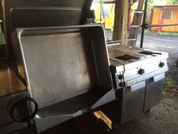Zanussi electric Bratt Pan HBR E 805 - Lot 8 (Auction 2203)