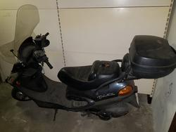 Scooter brand Kymco model Dink 150 - Lot 1 (Auction 2207)