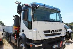 Iveco Magirus truck - Lot 14 (Auction 2208)