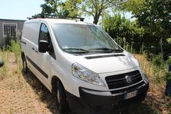 Fiat Scudo truck - Lot 15 (Auction 2208)