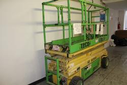 Iveco self propelled aerial platform - Lot 17 (Auction 2208)