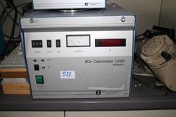 Calorimetro a cono Stanton Redcroft - Lotto 28 (Asta 2209)