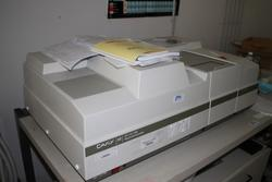 Varian spectrophotometer  - Lot 52 (Auction 2209)