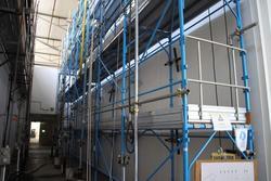 Metal scaffolding - Lot 68 (Auction 2209)
