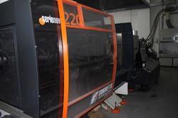 Pressa ad Iniezione Sandretto Metalmeccanica - Lot 71 (Auction 2209)