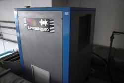 Screw compressor - Lot 81 (Auction 2209)