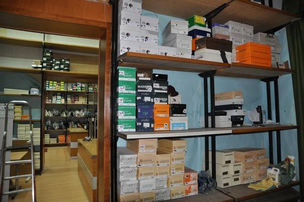 1 2212 arredo e attrezzature per calzaturificio foggia for Arredamento foggia