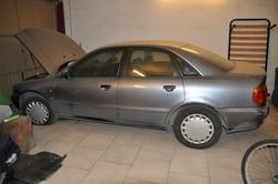 Audi A4 car - Lot 2 (Auction 2212)