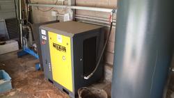 Nuair screw compressor - Lot 32 (Auction 2214)