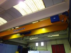 Omis Overhead Travelling Crane and various mechanical equipment - Lot  (Auction 2224)