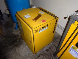 Kaeser SM11 Compressor - Lot 11 (Auction 2224)
