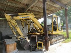 Komatsu Pc95 R2 Compact Excavator - Lot 10 (Auction 2226)