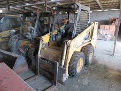 Komatsu Skid steer loader Sk07J - Lot 11 (Auction 2226)