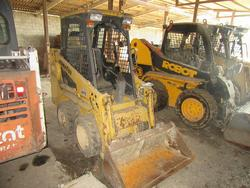 Komatsu Skid steer loader Sk04J - Lot 12 (Auction 2226)