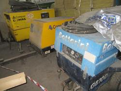 Compressors - Lot 123 (Auction 2226)