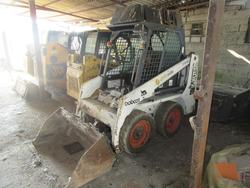 Bobcat Skid steer loader 553 - Lot 16 (Auction 2226)