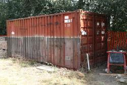 Storage Container - Lot 11 (Auction 22260)