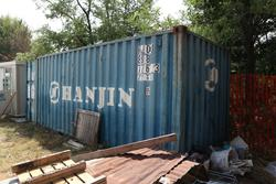 Storage Container - Lot 21 (Auction 22260)