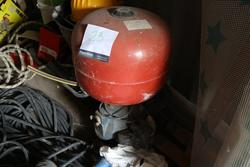 Self priming pump and electric generator - Lot 23 (Auction 22260)
