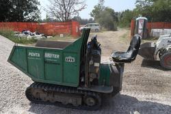 Motocarriola Penta Moter - Lotto 25 (Asta 22260)
