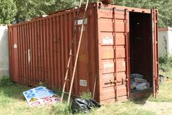 Container uso magazzino - Lotto 3 (Asta 22260)