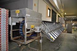 Asparagus processing line - Lot 16 (Auction 2228)