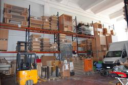 Heavy medium shelving - Lot 1 (Auction 2230)