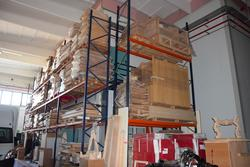 Heavy medium shelving - Lot 2 (Auction 2230)