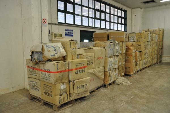 Immagine n. 3 - 5#2231 Materiali per imballaggio