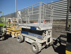 Airo SF1000IR Vertical self propelled aerial platform - Lot 1 (Auction 2235)
