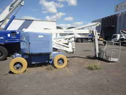 Airo SG1680 IE Vertical self propelled aerial platform - Lot 11 (Auction 2235)