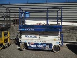 Iteco  IT100 90 Vertical self propelled aerial platform - Lot 2 (Auction 2235)