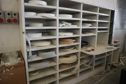 Shelves and various equipment - Lot 25 (Auction 2237)